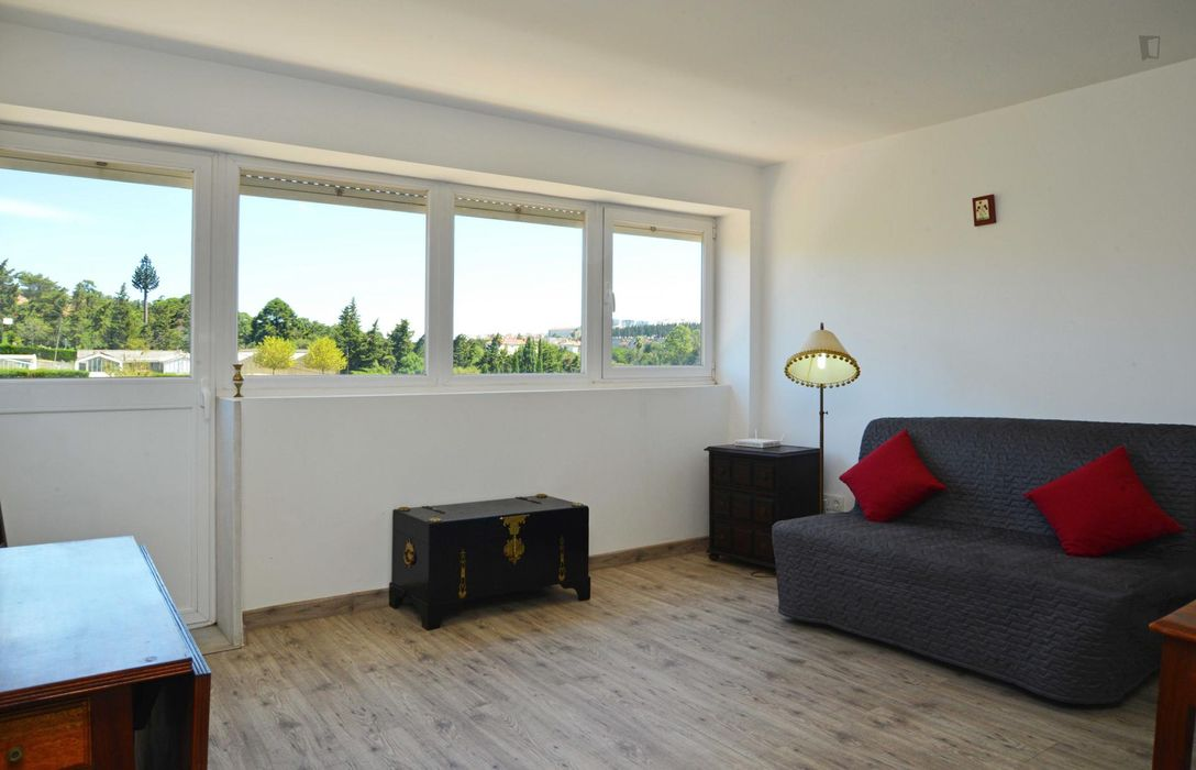 Really cool 1-bedroom apartment in Alcântara