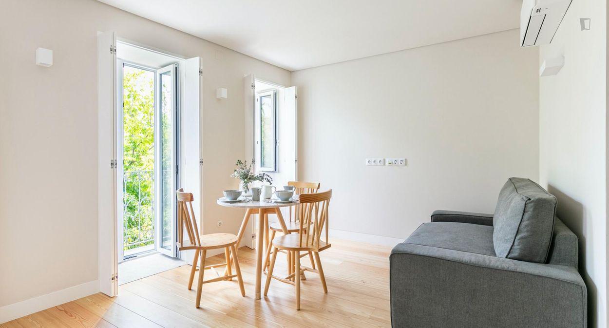Peaceful 1-Bedroom Apartment near Portas do Sol