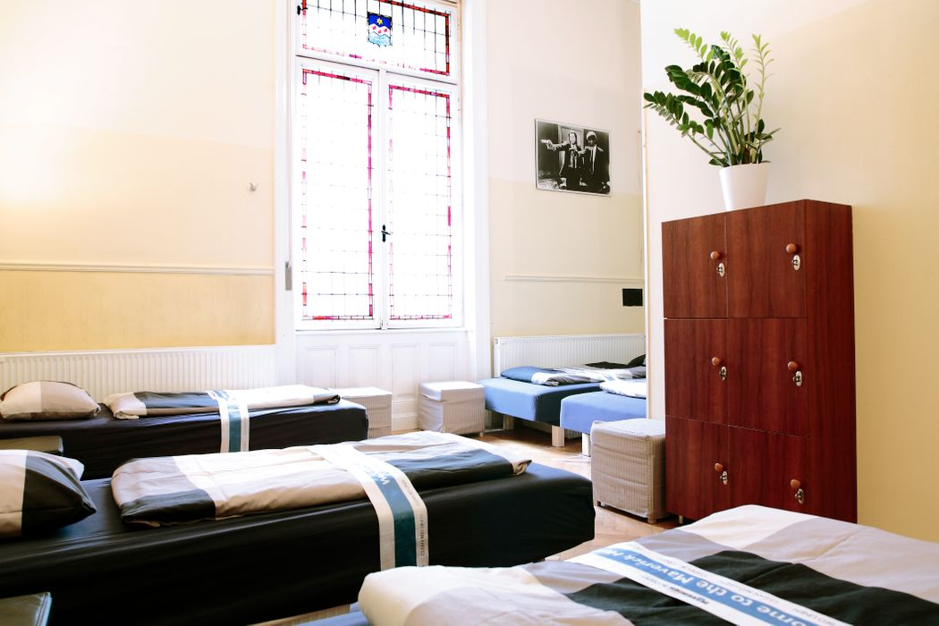Student accommodation photo for Maverick Hostel in Inner City, Budapest