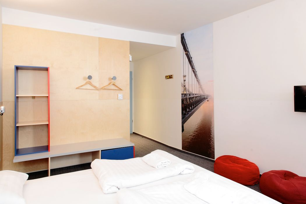 Student accommodation photo for Maverick City Lodge in Erzsébetváros, Budapest