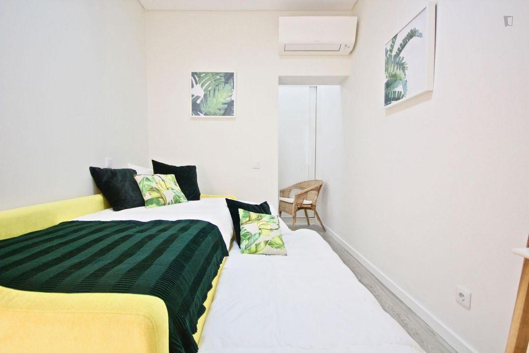 Great-looking apartment in Santa Apolónia