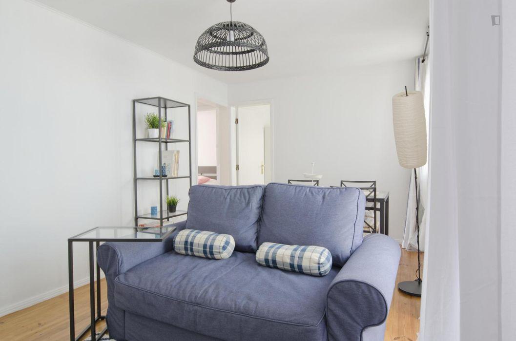 Incredible 2-bedroom flat in the Mouraria neighbourhood