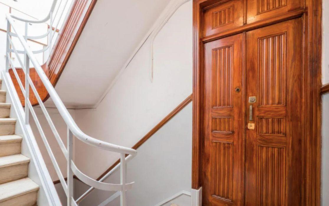 Stupendous 3-bedroom flat in Penha de França