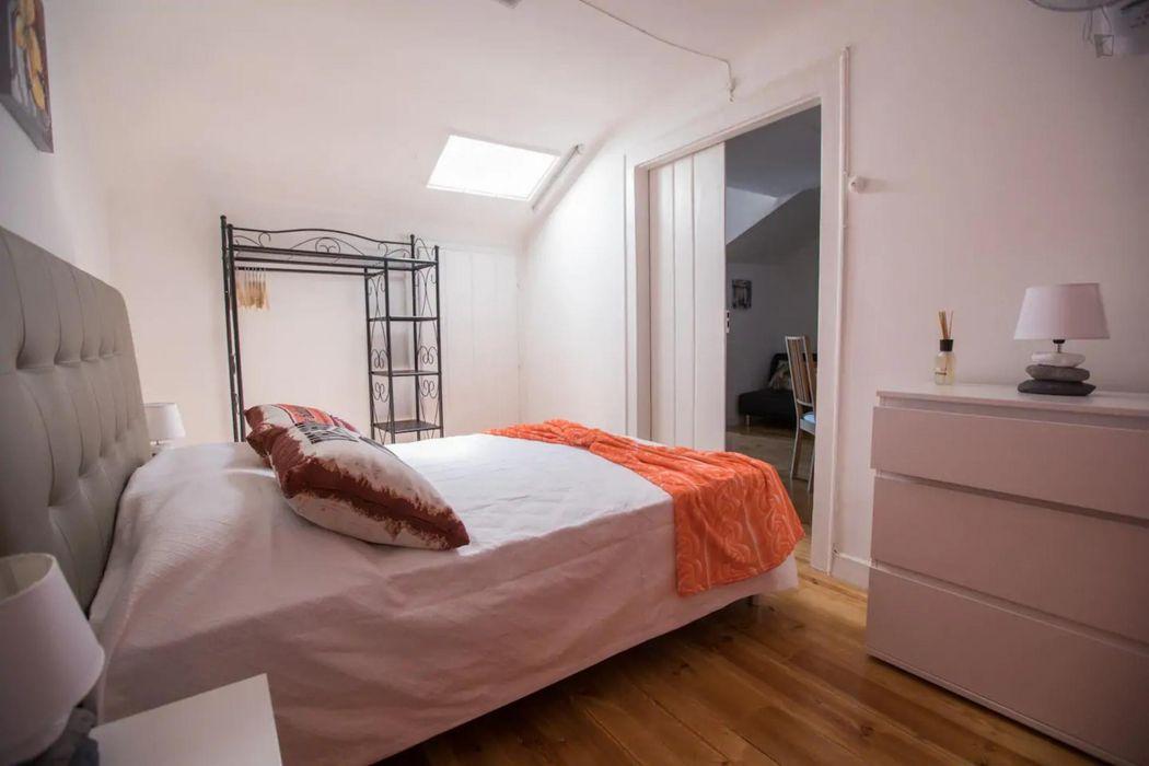Pleasant 4 bedroom apartment in Baixa - Chiado