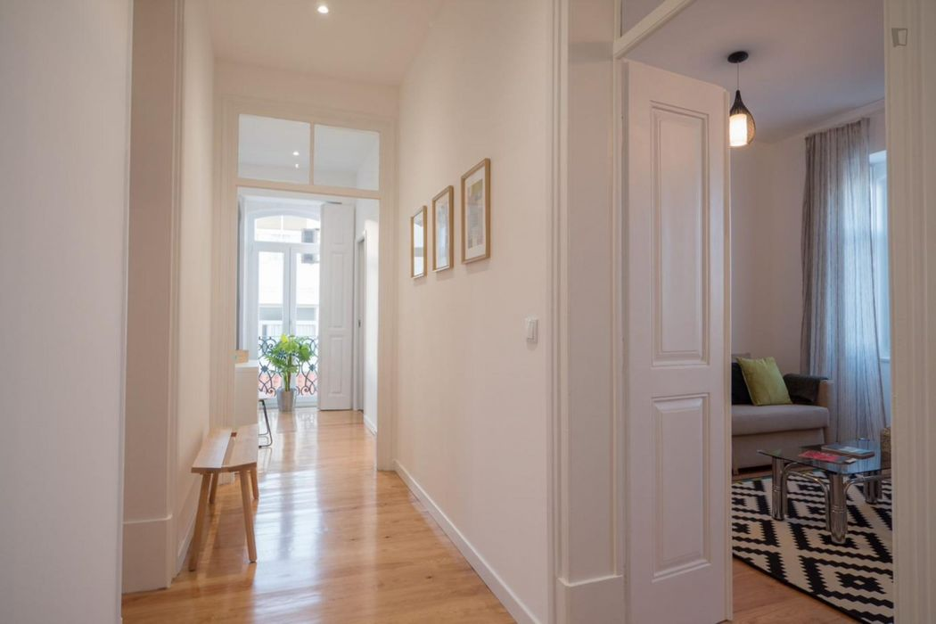 2-bedroom apartment in center of Sintra