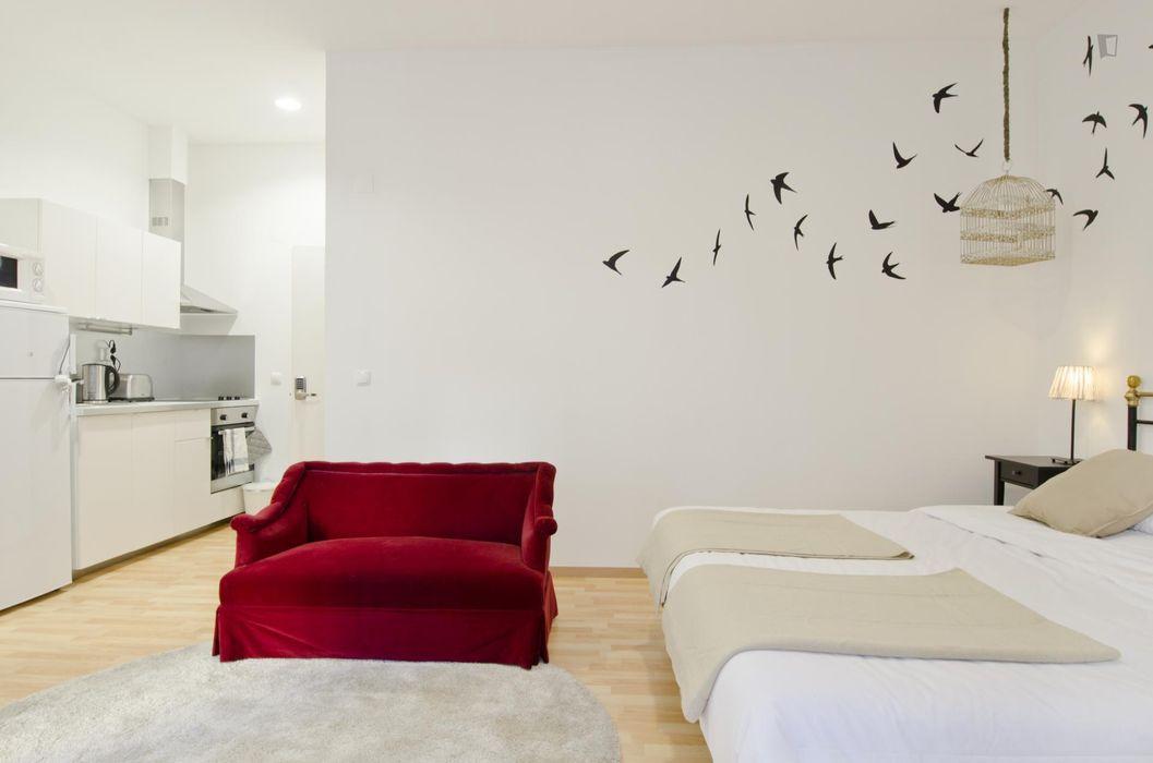 Beautiful studio-apartment in Baixa de Lisboa