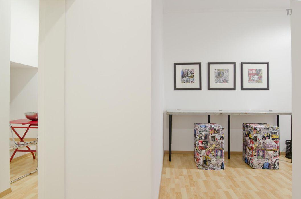 Elegant studio-apartment in dynamic Baixa de Lisboa