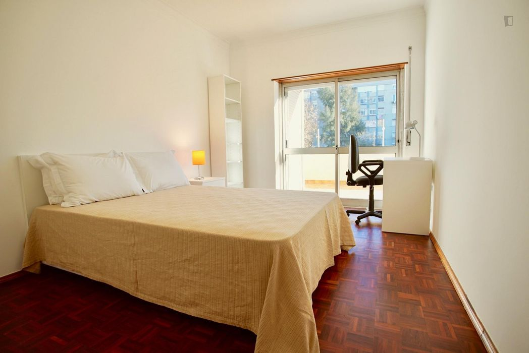 Splendid 3-bedroom apartment in Almada