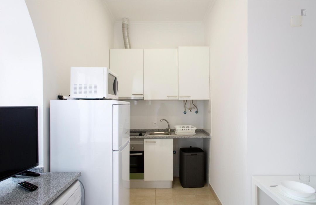 Homely apartment in Campolide