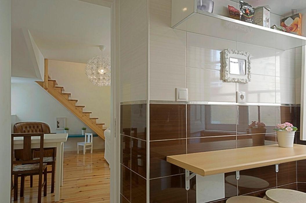 Modern 3-bedroom apartment near Castelo de S. Jorge