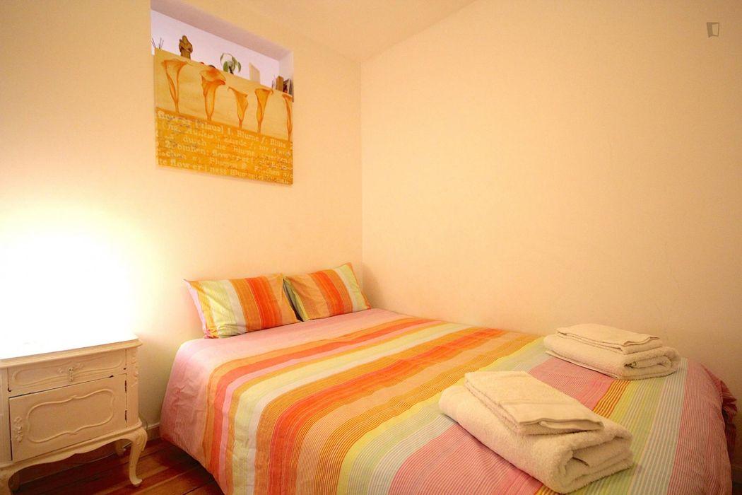 Comfy 1-bedroom apartment near Museu das Comunicações