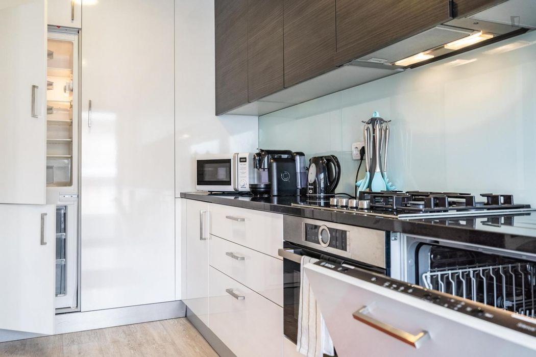 Spacious apartment in Arroios