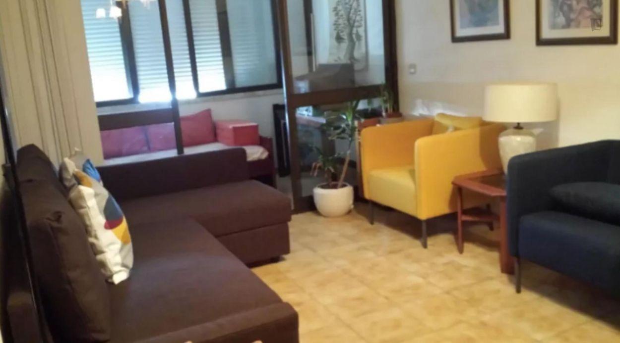 1-Bedroom apartment in Costa da Caparica