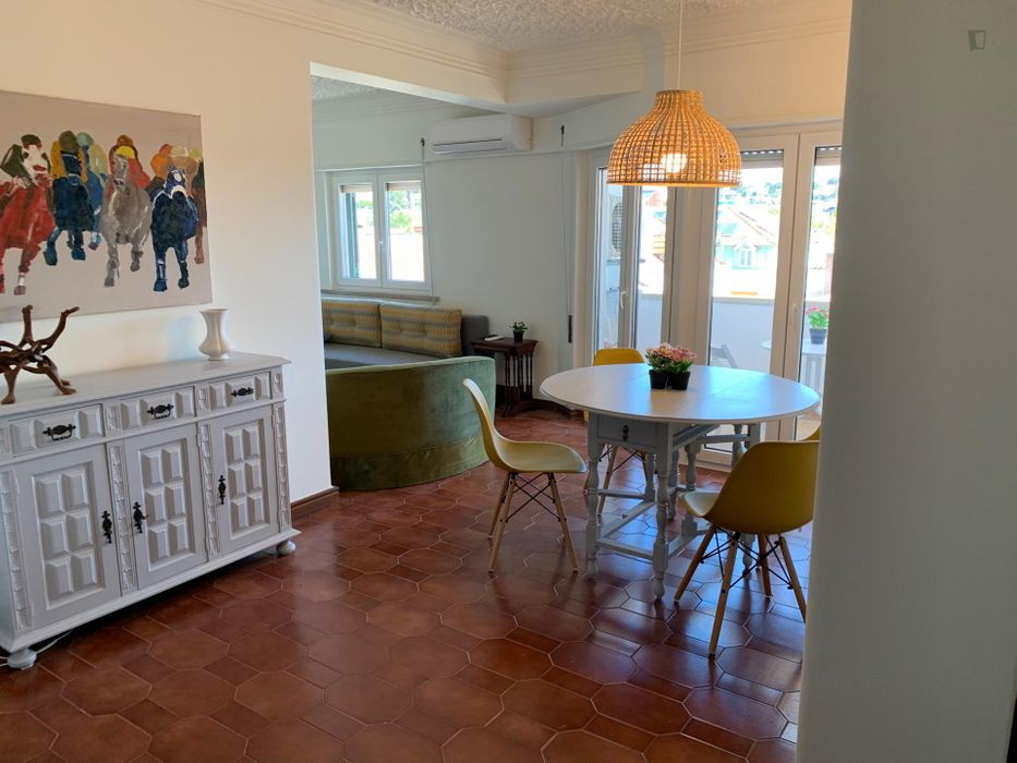 2-Bedroom apartment in Cascais