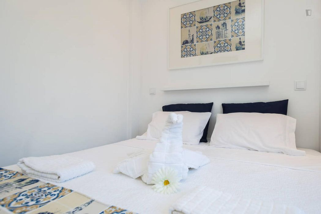 Very pleasant 4-bedroom apartment in Mouraria