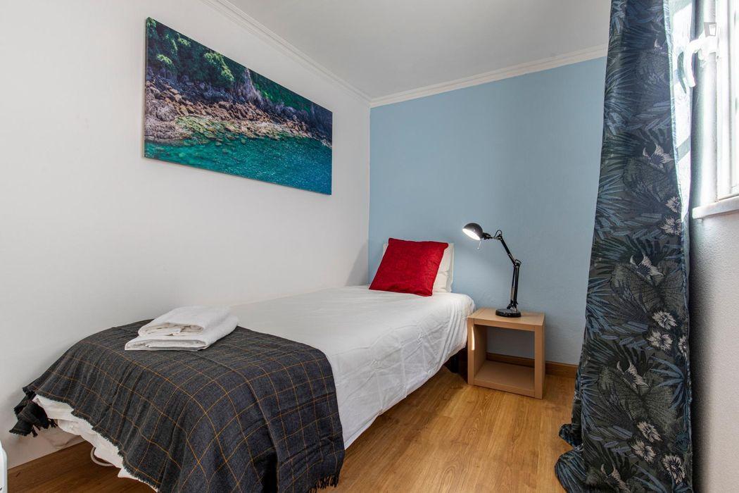 3-Bedroom apartment near Campo Mártires da Pátria