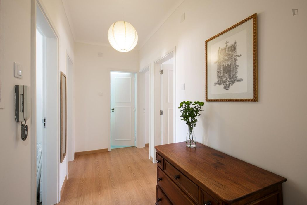 Lisbon Calm and Comfort II Marvellous 2-bedroom apartment in Saldanha