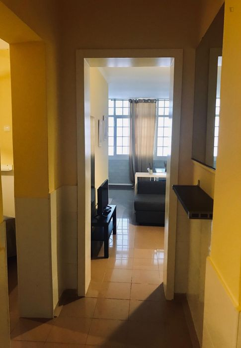 Nice and well-located 1-bedroom apartment in Areeiro