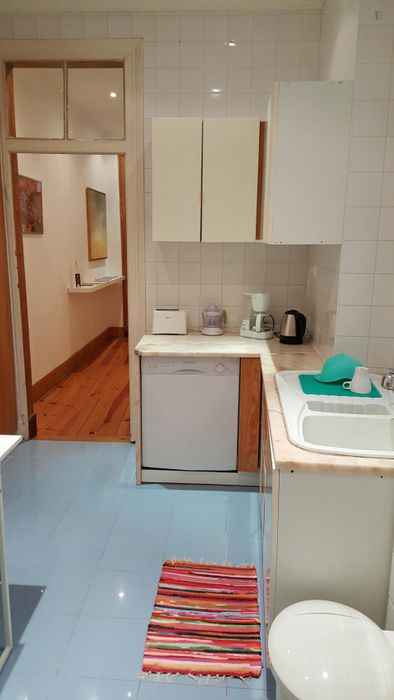Modern and cosy 2-bedroom apartment in Bica