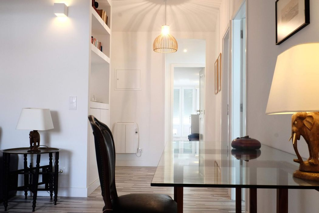 2-Bedroom apartment near Intendente metro station