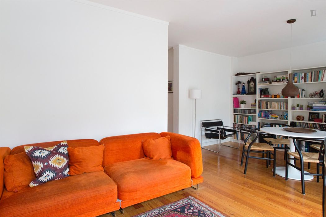 Beautiful 1-bedroom apartment in Lisbon