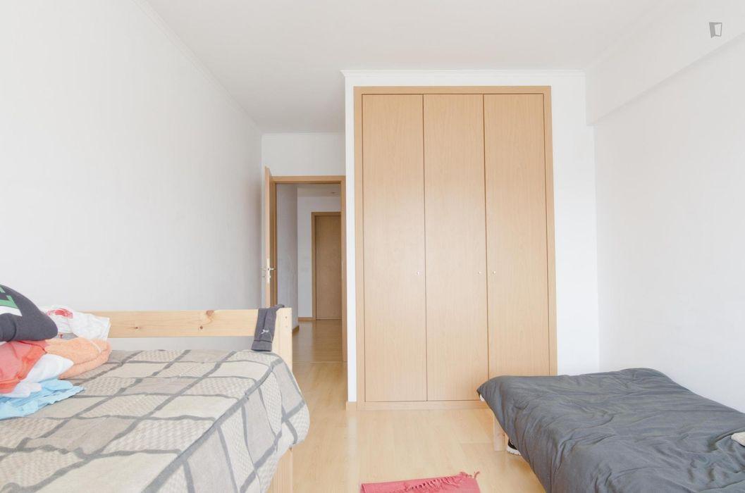 Charming 3-bedroom apartment near Universidade Católica