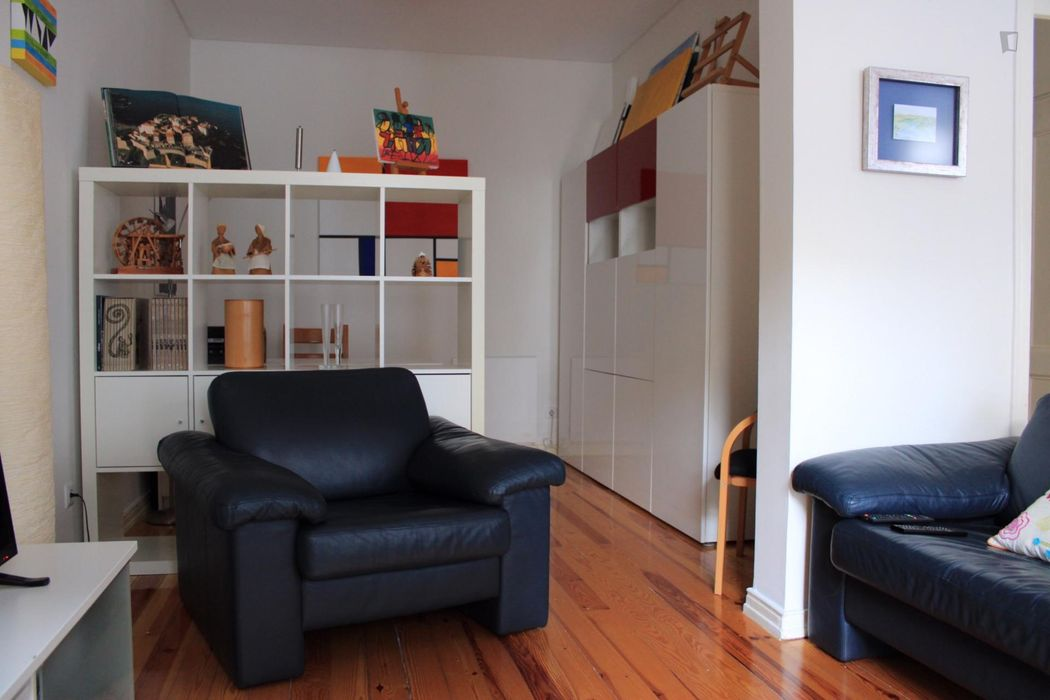 Lovely 1-bedroom apartment, with 60 sqm terrace