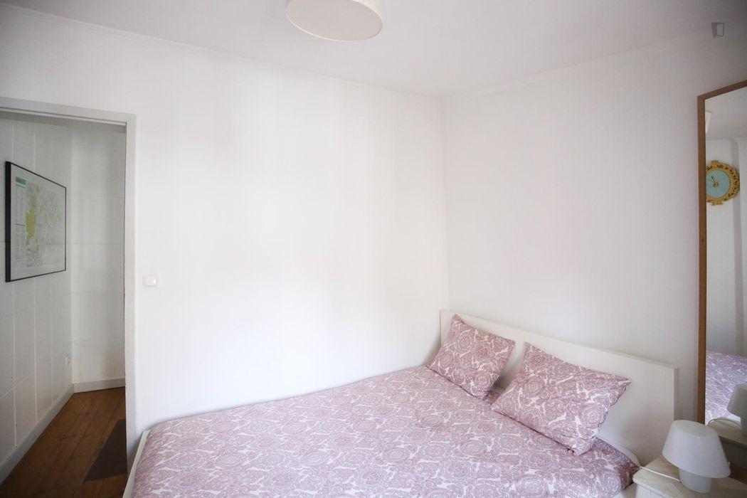 Well-located apartment in Bairro Alto