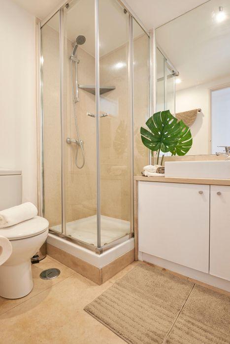 Lovely 2-bedroom apartment near Baixa-Chiado metro station