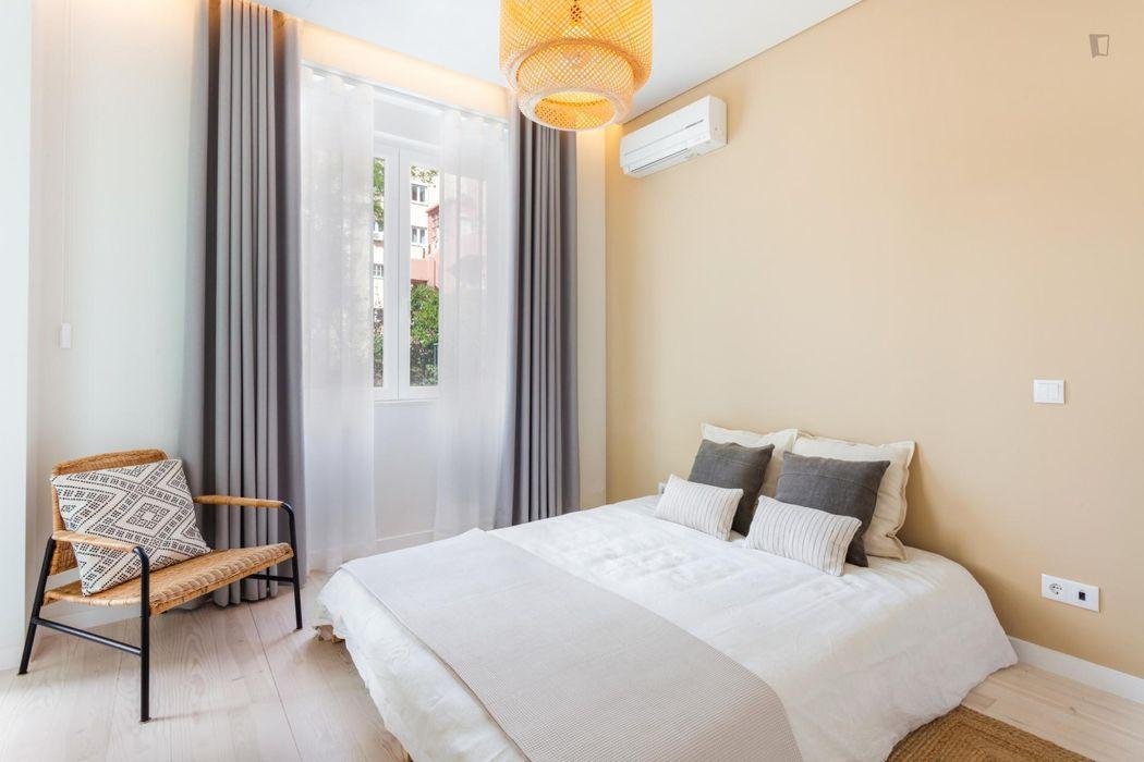 Marvellous 2-bedroom apartment in Saldanha