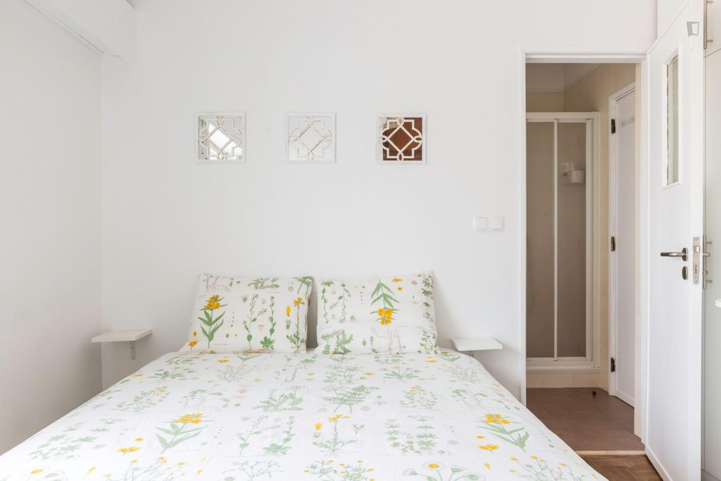 Charming 1-bedroom apartment in Estoril, close to the beach