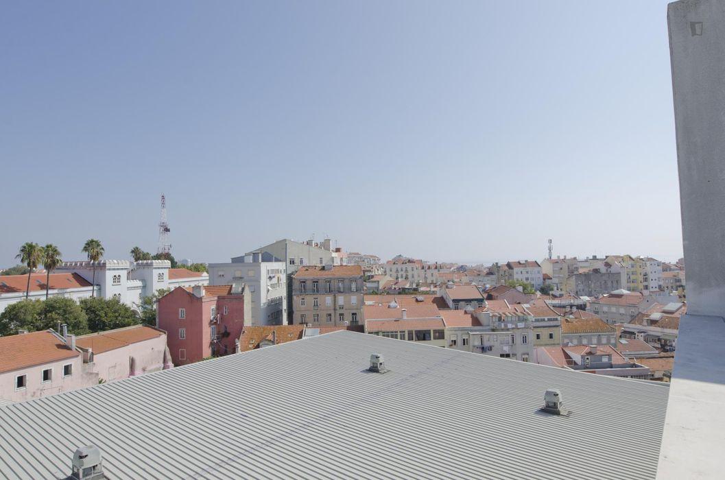 Gorgeous 1-bedroom apartment in proximity of Faculdade De Ciencias Medicas Da Universidade Nova De Lisboa