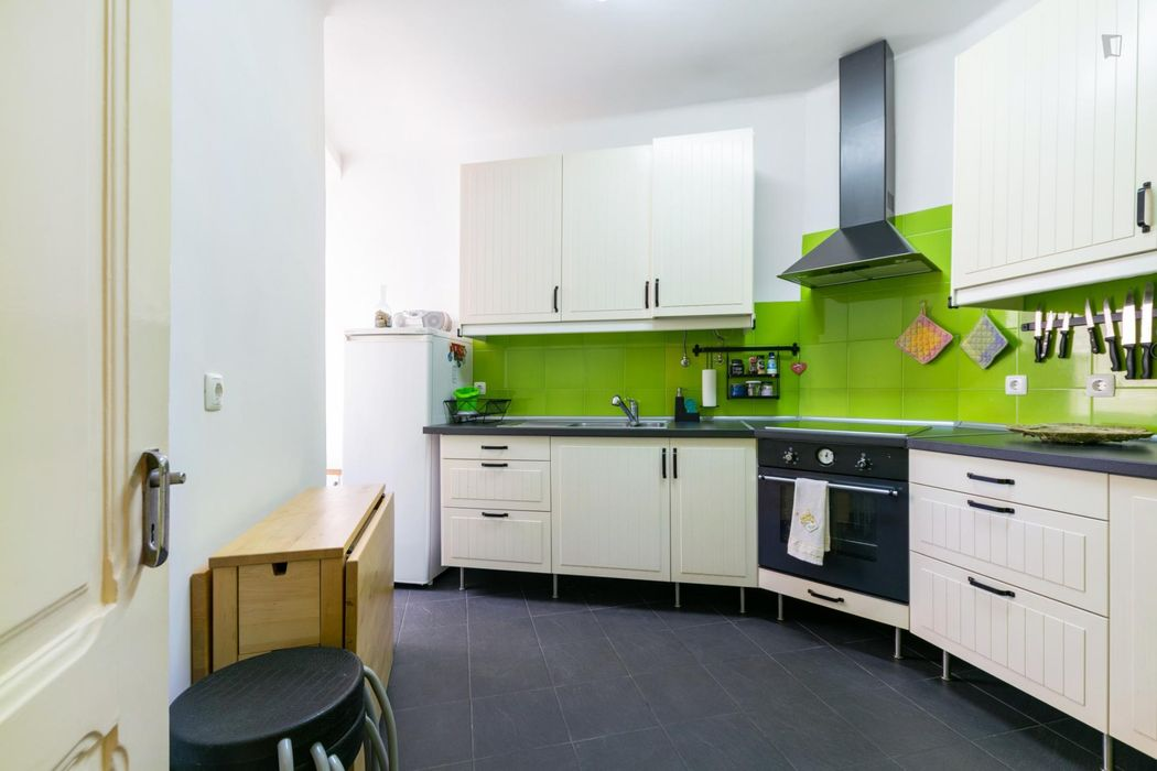 2-bedroom apartment, with outdoor area - just 10 minutes walk from city center