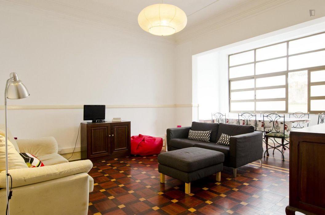 Single bedroom near Universidade Nova