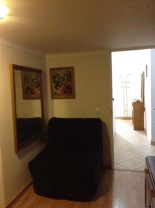 Spacious 1-bedroom apartment in Lumiar