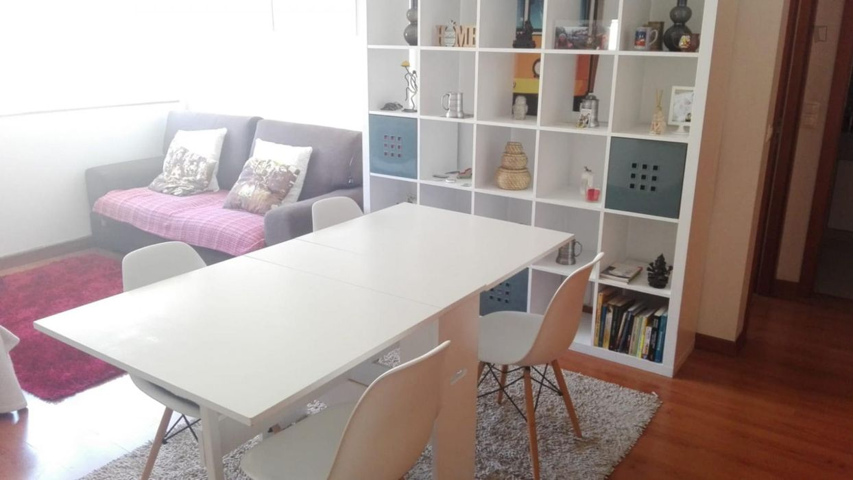 Nice and cosy 1-bedroom apartment in Lumiar