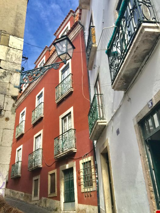1-bedroom apartment, with outdoor area, in Alfama
