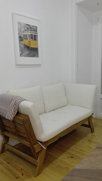 Cosy apartment in central Entrecampos