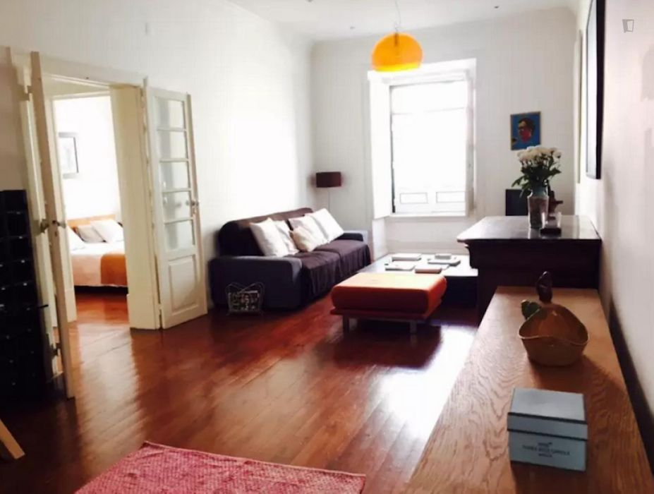Great looking single bedroom close to UAL - Universidade Autónoma de Lisboa