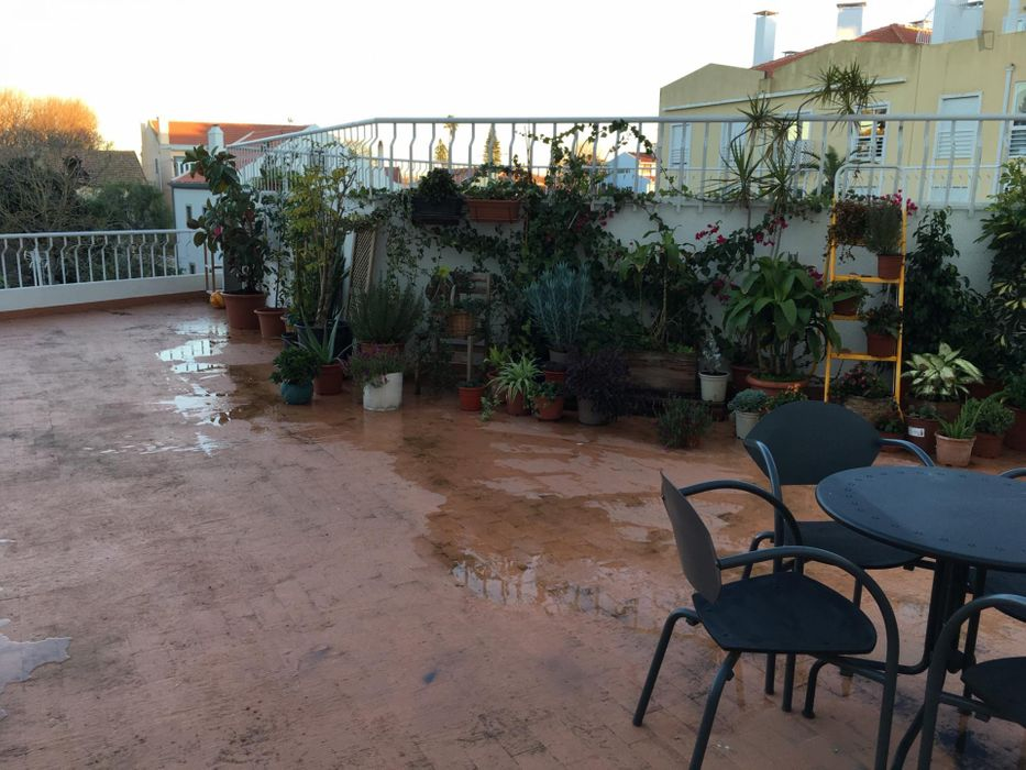 Suite with a big terrace - Carcavelos Center