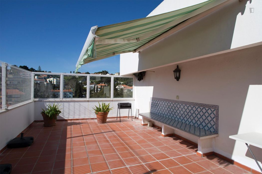 Great-looking apartment in Caxias