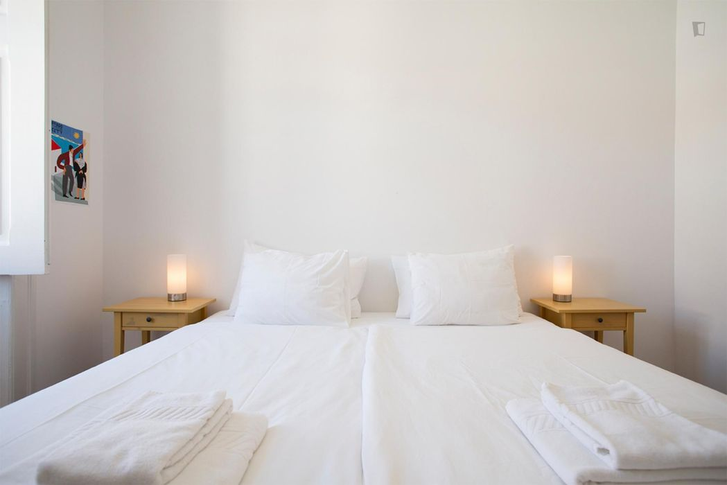 Magnificent 2-bedroom apartment in Belém