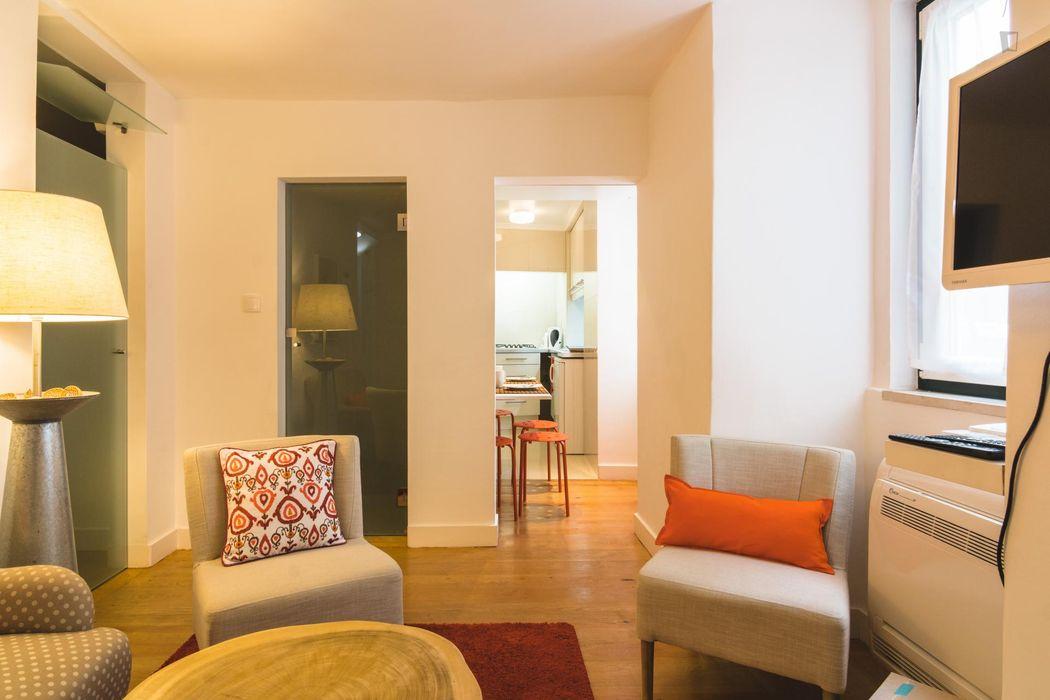 Beautiful 2-bedroom apartment in São Bento neighbourhood