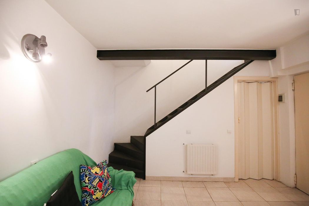 Pleasant 1-bedroom apartment near the Oeiras train station