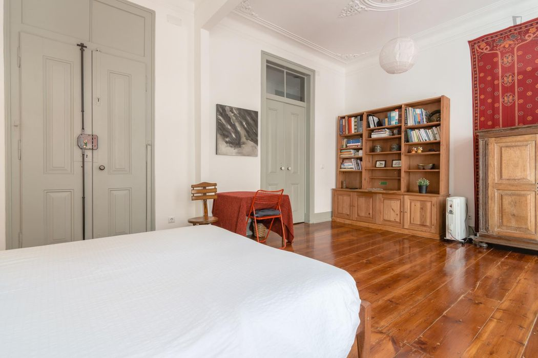 Gorgeous room in Príncipe Real, close to Bairro Alto