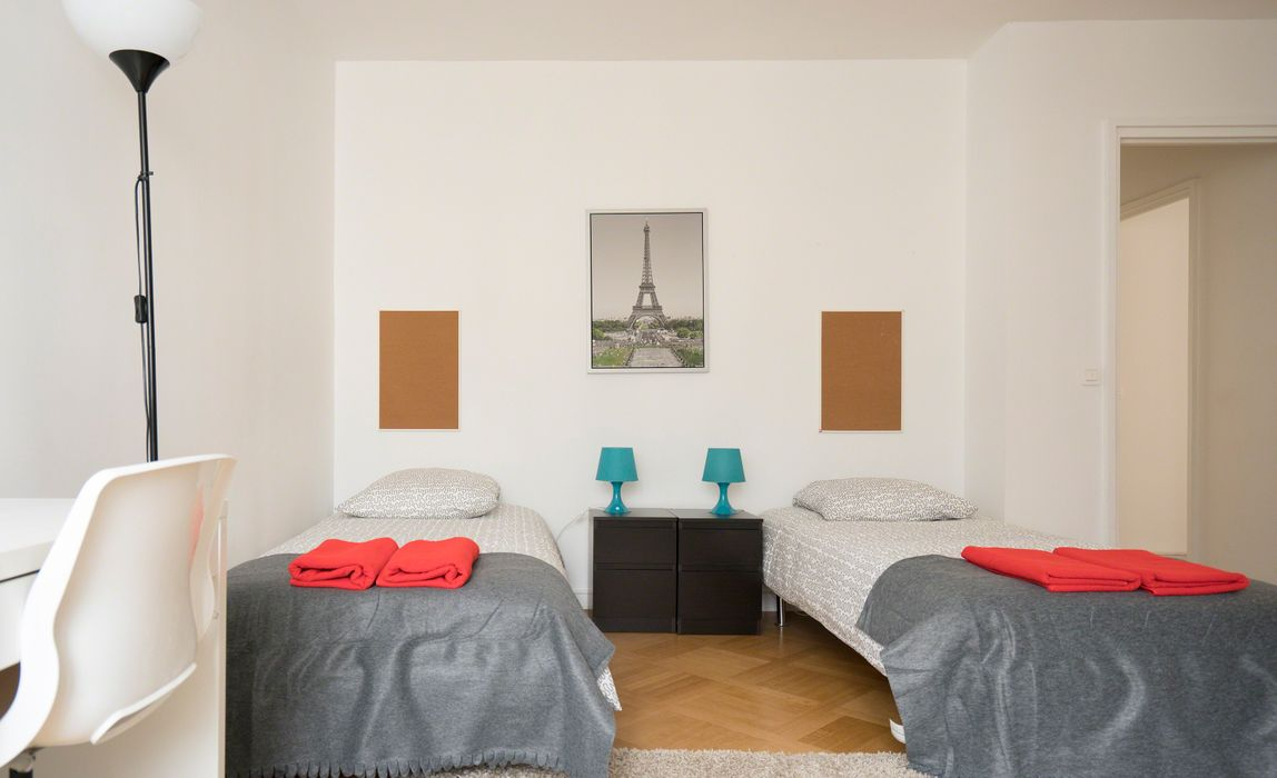 Student accommodation photo for 34 Rue Jean Giraudoux in 16th Arrondissement, Paris