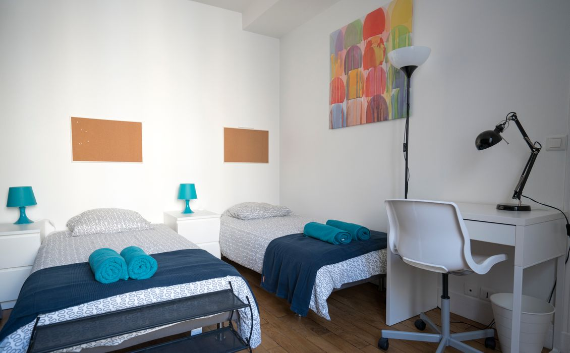 Student accommodation photo for 7 Rue de Lille in 5th, 6th & 7th Arrondissement, Paris