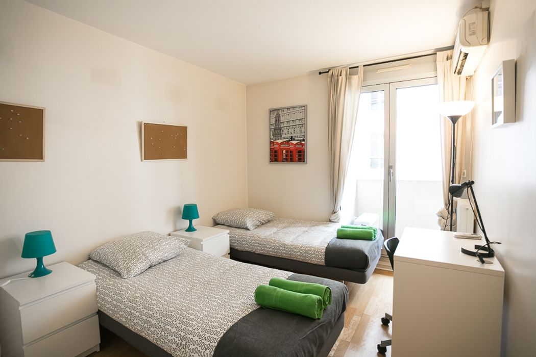 Student accommodation photo for Picpus in 11th & 12th Arrondissement, Paris