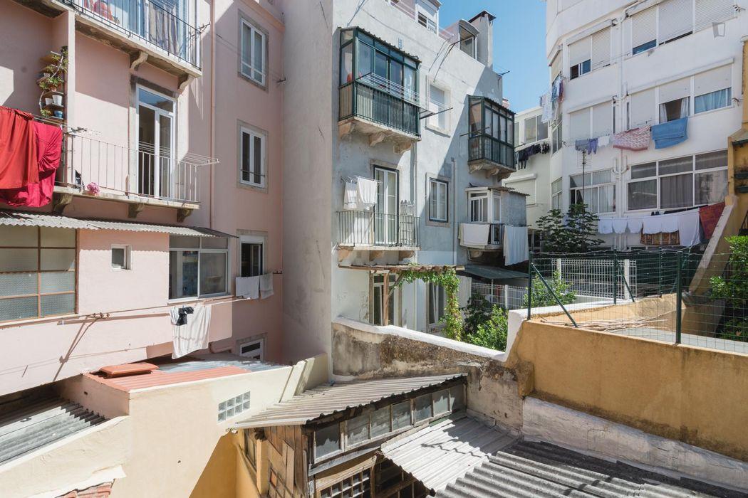 Pleasant 1-bedroom apartment near Santos