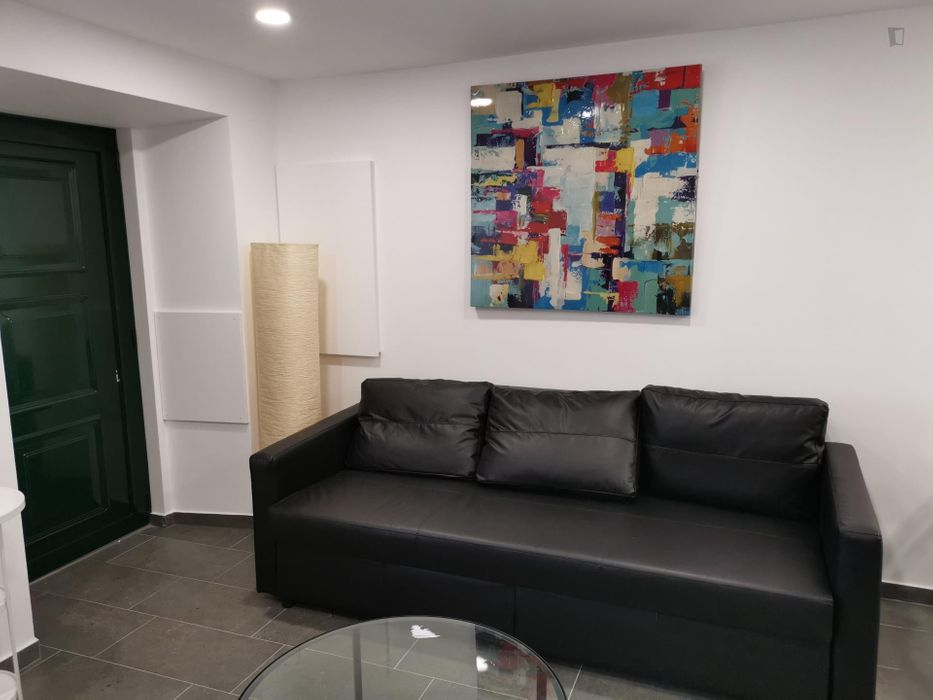 1-Bedroom apartment near Praça Luís de Camões